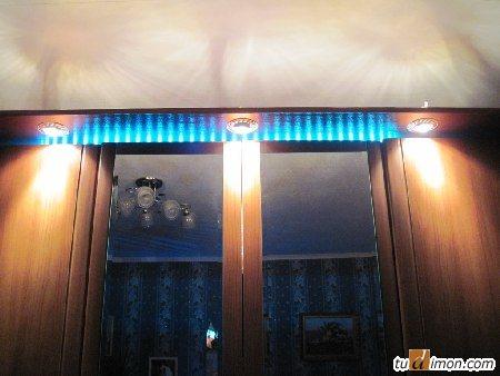Лента с внешним освещением