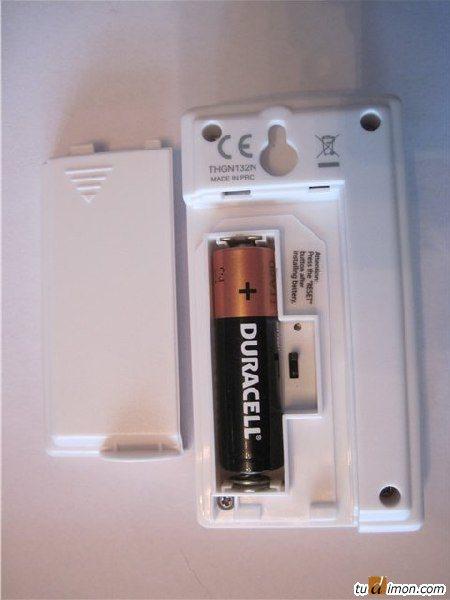 Ethernet погодная станция